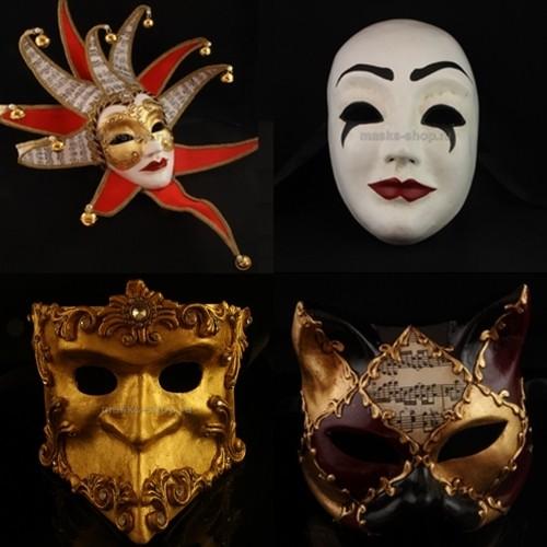 Венецианская маска: история, разновидности. - MoiKompas.ru - photo#1