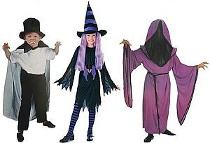 сценарий хэллоуина для детей 10 лет